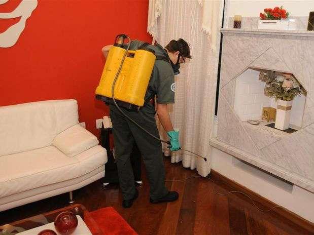 Cuidados na dedetização evitam danos a moradores e pets