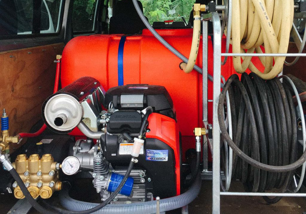 Limpeza de drenagem Hydro Jet - O que é?