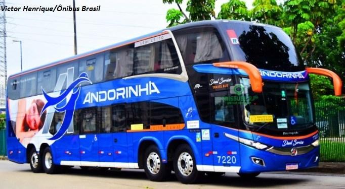 Andorinha é autorizada pela ANTT a operar de Curitiba a São Paulo; Real Expresso e Consórcio Federal têm pedidos de inclusão de mercados atendidos