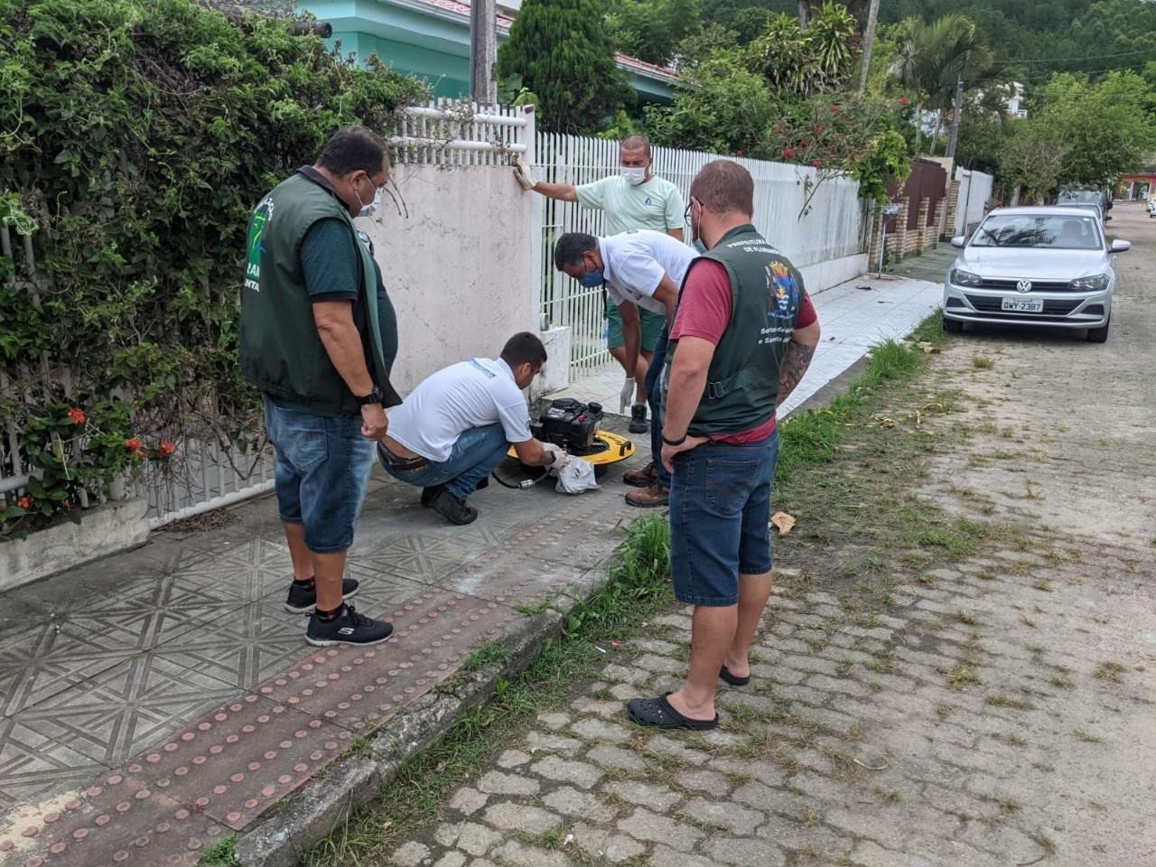 Moradores são multados e notificados por despejo irregular de esgoto na Capital – Jornal Conexão