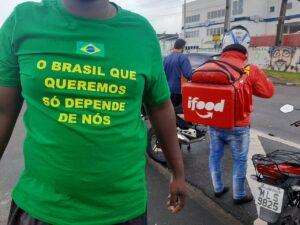 Trabalhadores do transporte em Curitiba protestam contra aumento nos combustíveis; vídeo