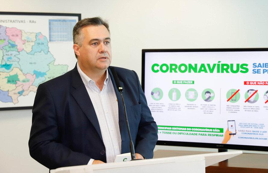 Com Covid-19, Beto Preto é internado em Curitiba