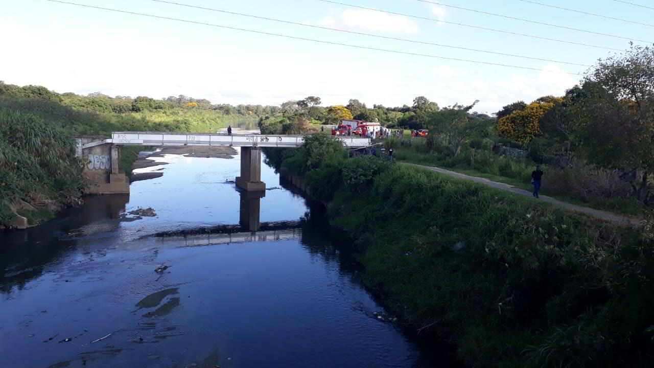 Homem se recusa a deixar Rio Belém e morre afogado em Curitiba