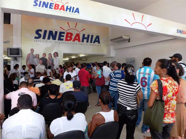 SineBahia oferece mil vagas de emprego na Região Metropolitana de Salvador