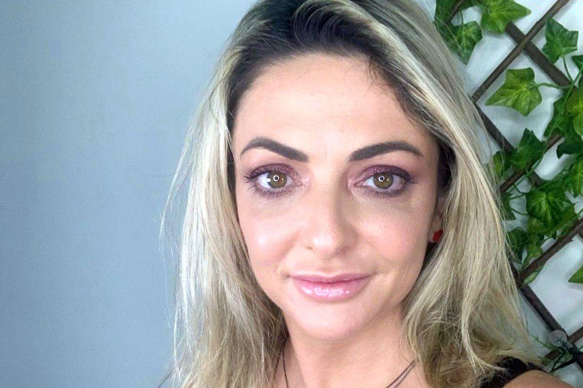 Roberta, a primeira reinfectada pela covid-19 no Paraná