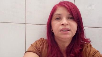 Ivanice disse já ter pensado sobre viver em instituição quando ficar mais velha