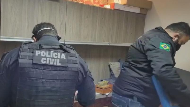Polícia prende suspeitos de golpes imobiliários em Curitiba