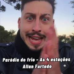 Curitibano cria paródia sobre o frio da capital paranaense