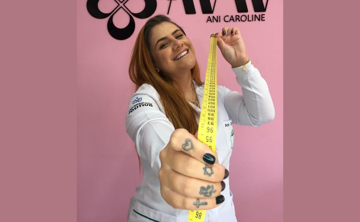 lado empreendedor bateu mais forte em Ani Caroline Jeronimo quando a pandemia afetou o setor em que ela trabalhava.