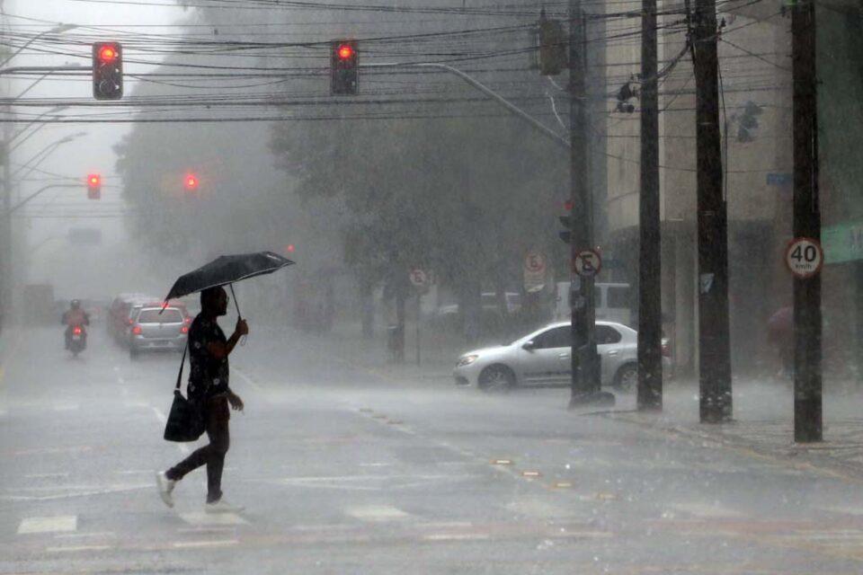 Com chuva, rodízio de água pode ser aliviado no final de novembro em Curitiba e RMC
